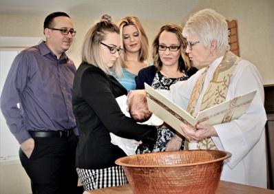 Baptized in Christ...